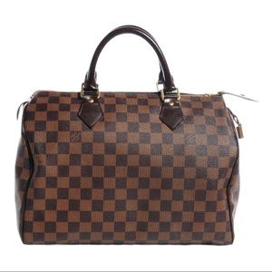 Louis Vuitton Classic Monogram Speedy 30